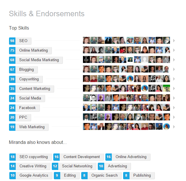 LinkedIn_Skills_and_Endorsements